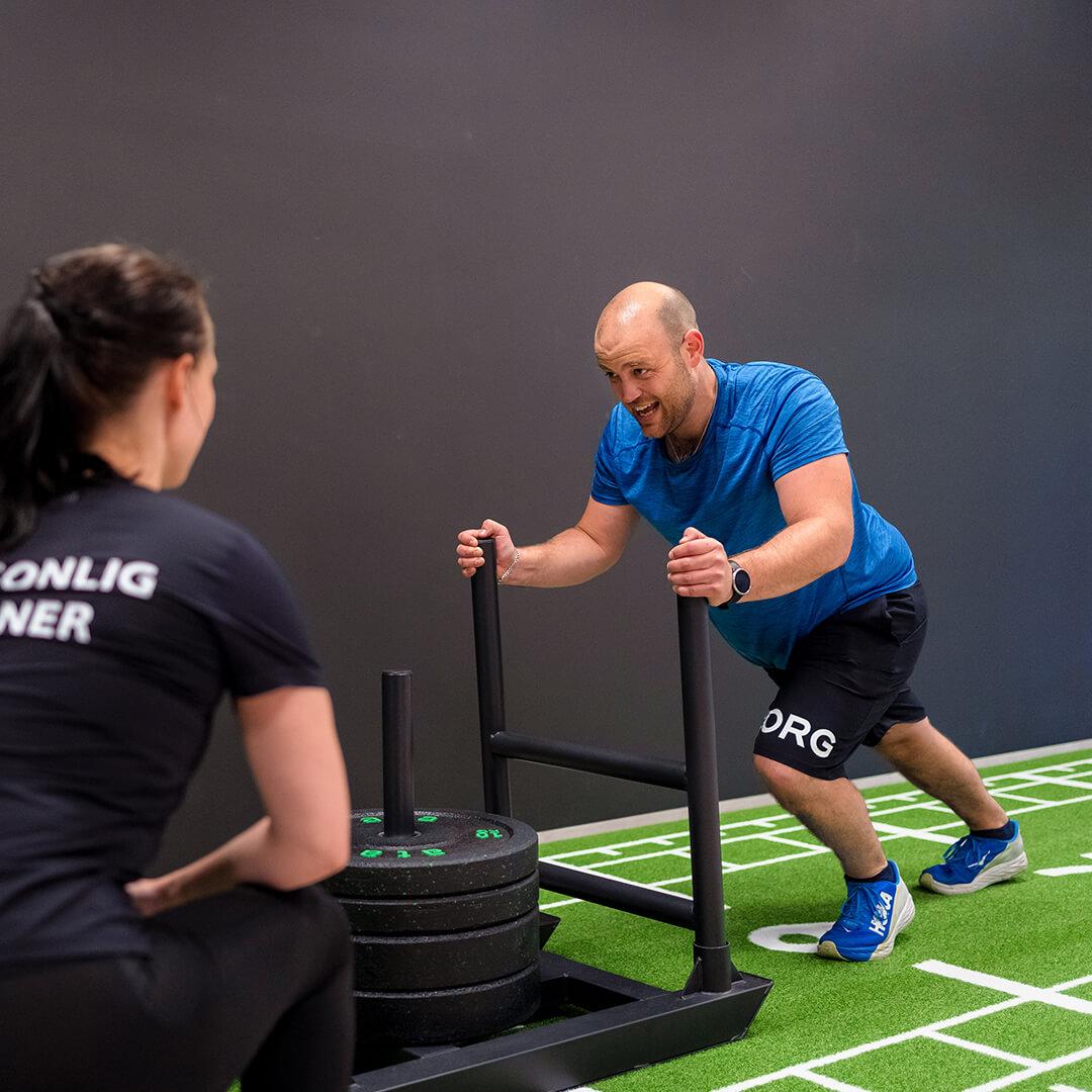 Personlig trening